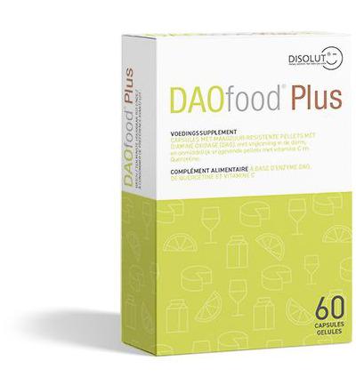 Disolut Daofood Plus (60ca)